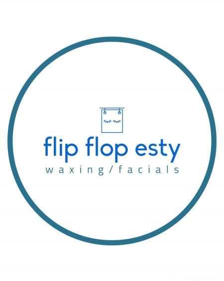 flip flop esty logo
